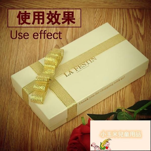 4cm蛋糕盒金蔥銀蔥帶彩帶絲帶禮品盒包裝緞帶【小玉米】