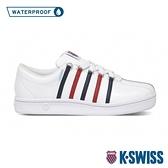 K-SWISS Classic 88 Heritage WP防水時尚運動鞋-女-白/藍/紅