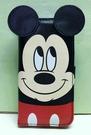 【震撼精品百貨】米奇/米妮_Micky Mouse~IPHONE 6掀蓋式皮套-米奇臉