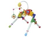 Toyroyal 樂雅 三用嬰兒玩具/安撫玩具/咬咬玩具/抓握玩具/手指運動玩具