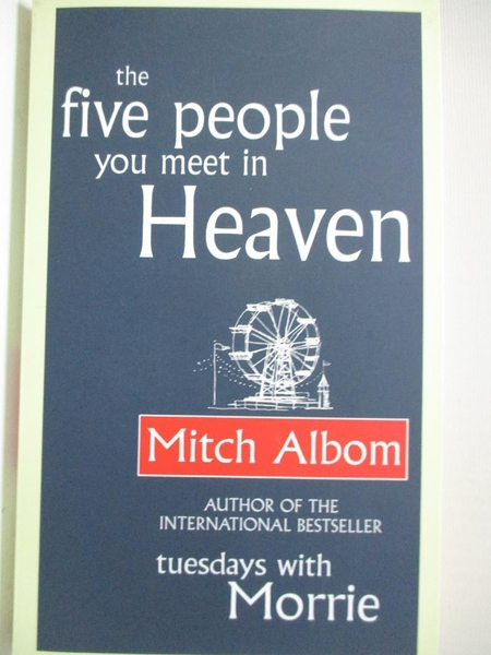 【書寶二手書T9/心靈成長_B8C】The Five People You Meet in Heaven_Mitch Albom