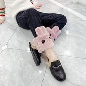 兒童褲 女童加絨褲子秋冬外穿新款韓版兒童洋氣冬裝加厚小女孩牛仔褲 【免運】