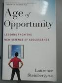 【書寶二手書T8/心理_LHY】Age of Opportunity: Lessons from the New Sci