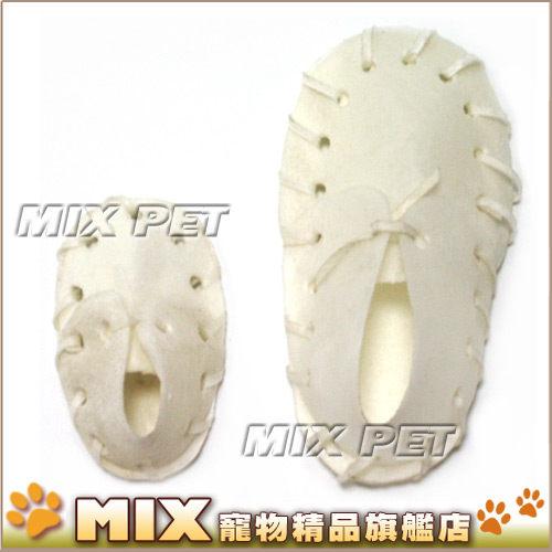 ◆MIX米克斯◆香濃鞋子造型牛奶皮骨,有二種尺吋可選擇