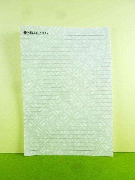【震撼精品百貨】Hello Kitty 凱蒂貓~信紙~黑【共1款】