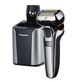 Panasonic國際牌頂級5D五刀頭全機水洗電鬍刀 ES-LV9C-S