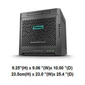 HP ProLiant Microserver Gen10 迷你雲端伺服器(1WAY)【AMD OpteronTM X3421 / 8GB / RAID 0,1 / 三年保固】