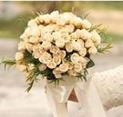 新娘手捧花結婚花束