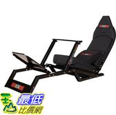 [107美國直購] 賽車模擬套組 Next Level Racing F1 GT Formula 1 and GT Simulator Cockpit