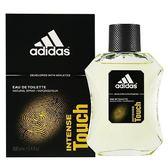 『Adidas』Intense Touch 非常觸感 男性淡香水 100ml × 漾小鋪 ×