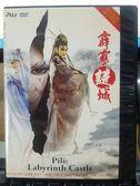 挖寶二手片-U01-032-正版DVD-布袋戲【霹靂謎城 第1-40集 20碟】-