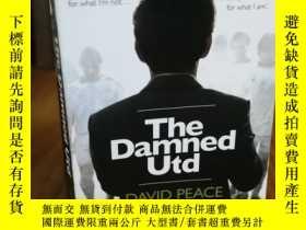 二手書博民逛書店The罕見Damned UtdY12800 David Peac