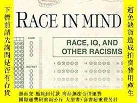 二手書博民逛書店Race罕見in Mind: Race, IQ, and Oth
