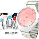 惡南宅急店【0481F】多款任選 螺旋設計 陶瓷錶帶 陶瓷錶 男錶 女錶 對錶 情侶錶