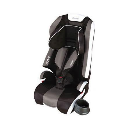 Combi 康貝 New Joytrip EG 功能成長型安全座椅-經典黑【佳兒園婦幼館】