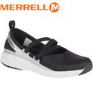【MERRELL 美國 女款1SIX8 MJ AC+ 輕量休閒鞋《黑》】ML45588/休閒鞋/懶人鞋/便鞋/運動鞋