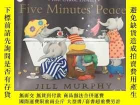 二手書博民逛書店Five罕見Minutes PeaceY19139 Jill
