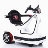 兒童電動車寶寶室內遙控摩托車四輪童車男女孩可坐人玩具車1-3歲zg