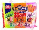 《松貝》龜田三種柿種米果250g【490...