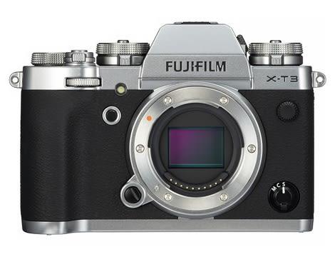 Fujifilm X-T3 Body 銀色〔單機身〕平行輸入