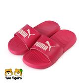 Puma Popcat 20 PS 桃粉 兒童拖鞋 中童鞋 NO.R5661