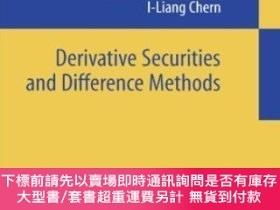 二手書博民逛書店Derivative罕見Securities And Difference MethodsY255174 Yo