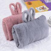 暖手寶女熱水袋充電防爆暖寶寶電暖寶萌萌毛絨可愛韓版暖水袋熱寶