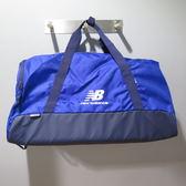 New Balance 旅行袋 外出收納袋 NTBMHLD8RWT 藍色 62x33x29cm【iSport愛運動】