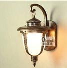 超實惠 戶外燈 歐式壁燈 室外庭院燈 防水陽台牆壁燈花園燈具釣魚燈