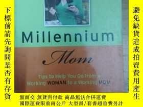 二手書博民逛書店Millennium罕見MomY197006 Joanna Zucker Clerisy Press 出版2