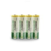 【DQ209】BTY鎳氫電池3號(1入)電池AA3000 玩具鍵盤滑鼠 充電電池 EZGO商城