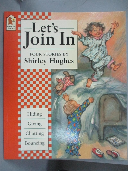 【書寶二手書T2/兒童文學_J1Z】Let s Join in_Shirley Hughes