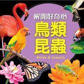 解開好奇心:鳥類昆蟲