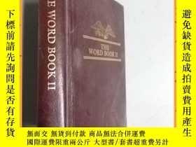 二手書博民逛書店英文書罕見the word book II 單詞書2Y16354 詳情見圖片 詳情見圖片