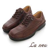 La new 三密度PU氣墊休閒鞋-男208012485