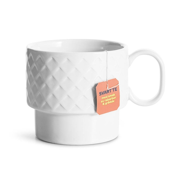 瑞典sagaform Coffee&More茶杯400ml 共4款