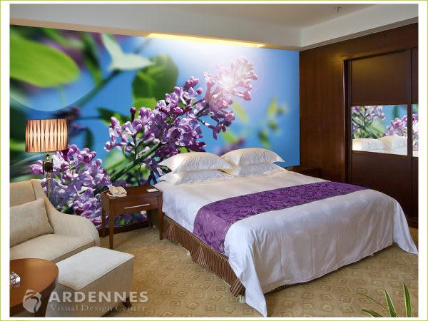 【ARDENNES】防水壁貼 壁紙 牆貼 / 霧面 亮面 / 草原花卉系列 NO.F060