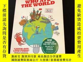 二手書博民逛書店The罕見man who ate the worldY302880 Jay rayner Headline r