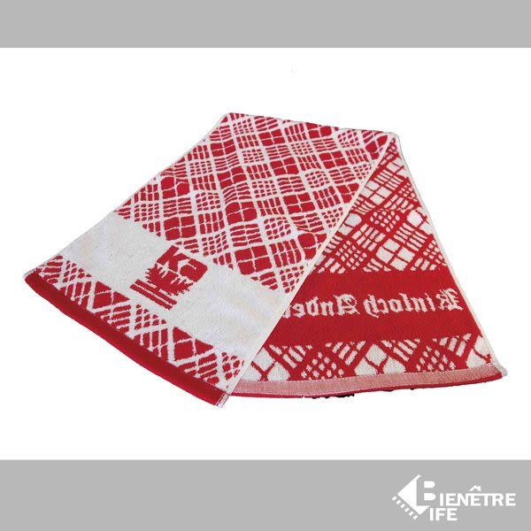 【金安德森】 2015 寬版運動毛巾 網路獨家販售