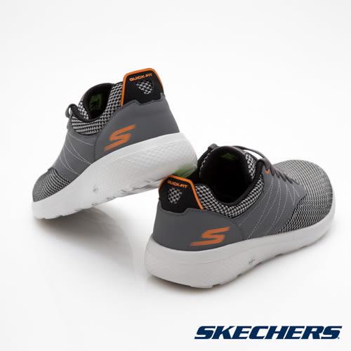 SKECHERS 男鞋 健走系列OnTheGO City - 灰橘 54307CCOR
