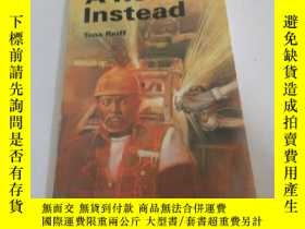 二手書博民逛書店A罕見Robot Instead(英文)Y200392 work