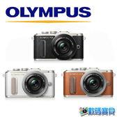 【送SD32G+清保組】OLYMPUS E-PL8 + 14-42mm EZ 電動變焦鏡【白色限定送原電+餅乾鏡】元佑公司貨 epl8