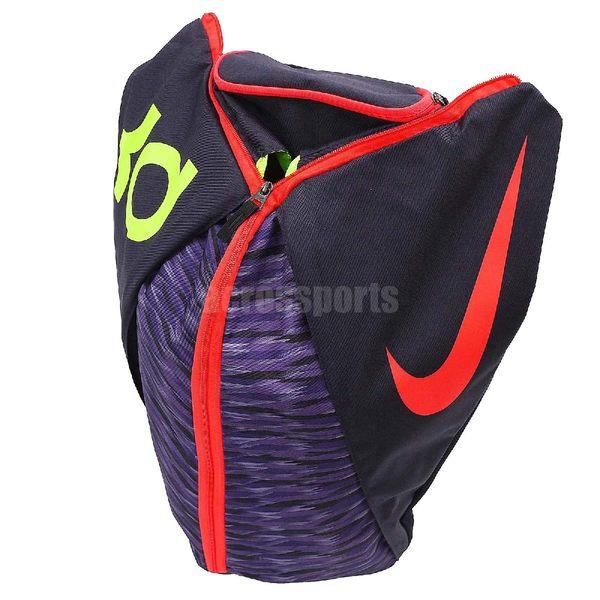 Nike 後背包 KD VIII 書包 電腦包 筆電包 包包 紫 紅 黃 【PUMP306】 BA5067-565 BA5067-565