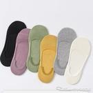 短襪襪子女士船襪純棉夏天薄款硅膠防滑夏季短襪防臭吸汗淺口隱形襪 免運快出