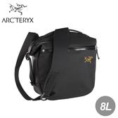 【ARC'TERYX 始祖鳥 Arro 8L多功能斜背包《黑》】24019/斜背包/單肩背包