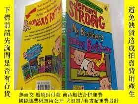 二手書博民逛書店my罕見brother s famous bottom: 我哥哥著名的屁股Y200392