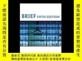 二手書博民逛書店Principles罕見Of Managerial Finance Brief & Myfinancelab Wi