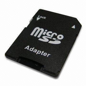 【marsfun火星樂】MicroSD 轉 SD 卡(3入) Micro SD HC 記憶卡 轉接卡 轉卡 adapter 轉接卡座