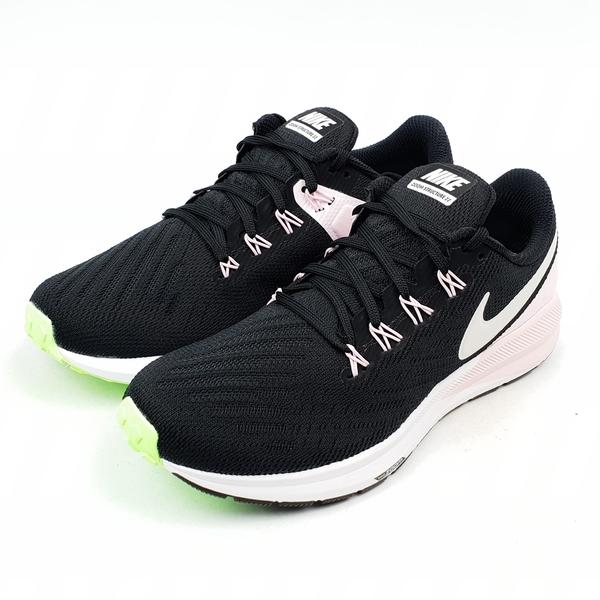 NIKE 男女 W NIKE AIR ZOOM STRUCTURE 22 慢跑鞋 - AA1640004
