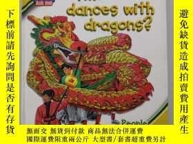 二手書博民逛書店Who罕見dances with dragons?Y201150 People and Placed ISB
